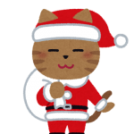 christmas_neko